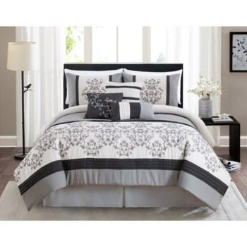 Cambridge 7pc Queen Comforter Set