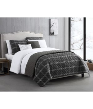 Dublin 8PC F/Q Comforter Set