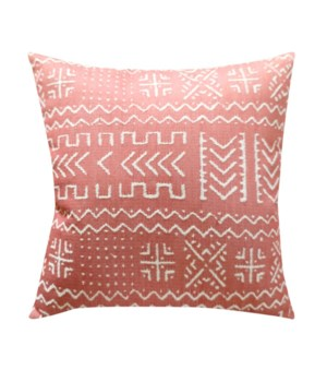 Global Spice embroidery 18x18 Pillow Spice