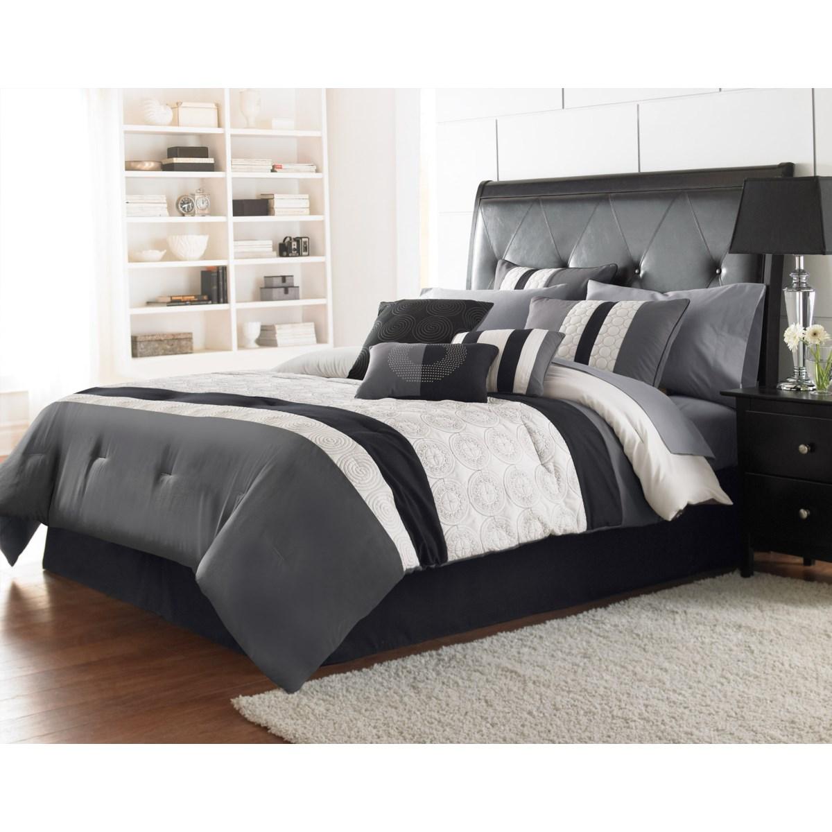 Hartford 7pc Queen Comforter Set