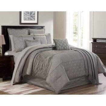 Lawrence 10 pc Queen Comforter Set