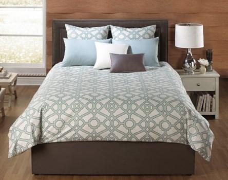 Manton 6 pc Queen Comforter Set