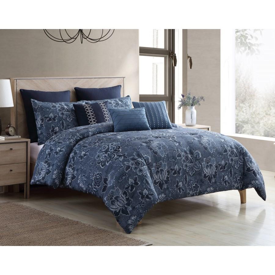 Milson 8 pc Queen Comforter Set