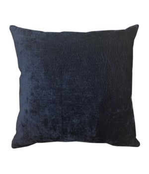 Navy navy 18x18 Pillow Navy