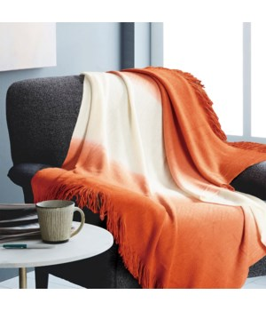 Ombre Canyon Throw 50x60