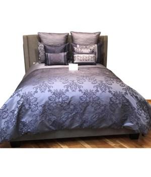 Palasades Plum 9 pc Queen Comforter Set*EXPERIMENTAL