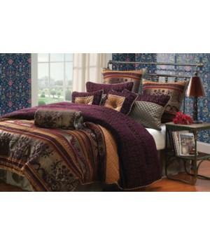 Petra 9 PC Queen Comforter Set