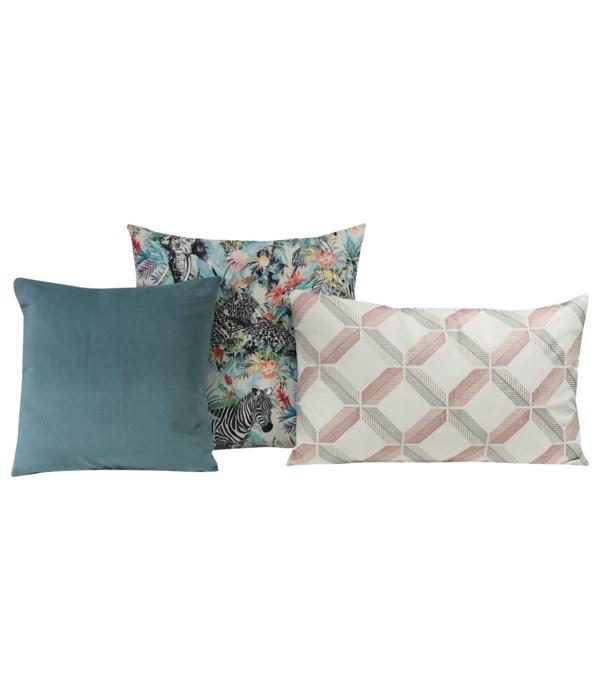 Rhyolite 3 pc Pillow Set