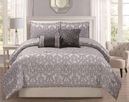 Sabedo 5 pc Queen Comforter Set