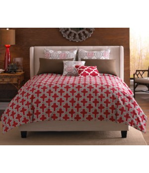 Sinbad 3 pc Twin Comforter Set (Made In USA)