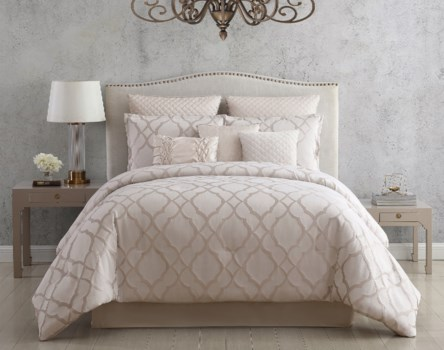 Trinity 9PC Queen Comforter Set