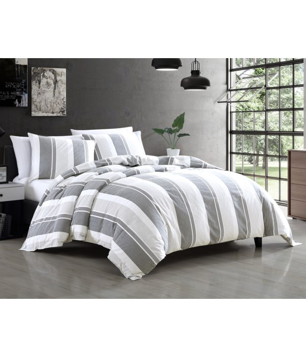 Vian 3pc Queen Comforter