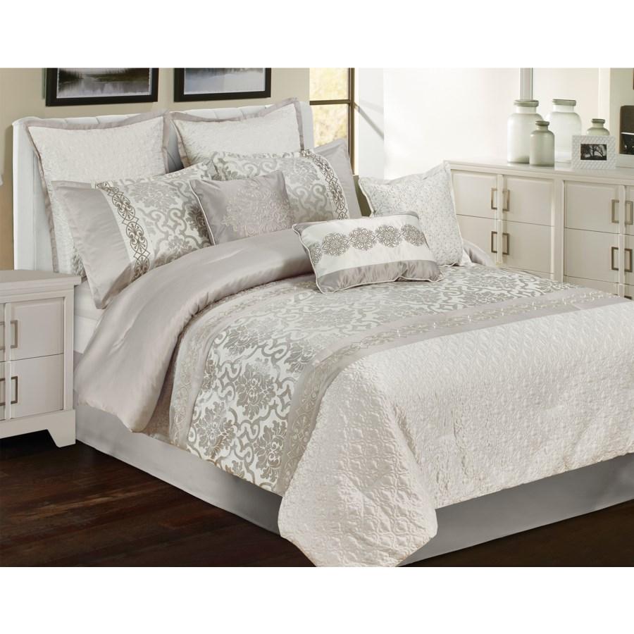 Wendover 9 pc Queen Comforter Set