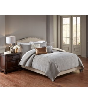 Xander 6 pc Queen Comforter Set