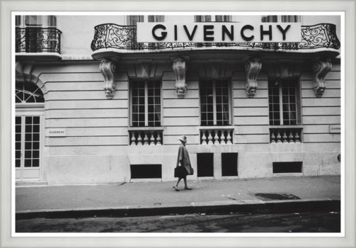 """Glamour, """"Givenchy"""", Russell Knight, November 1964"""