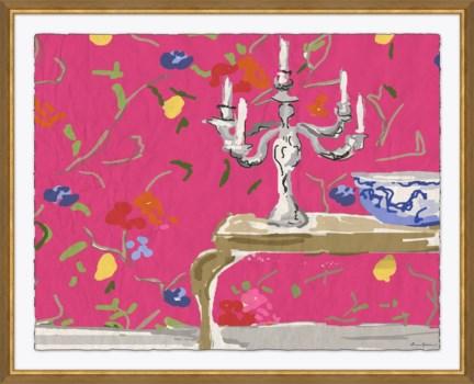 Sissinghurst, Pink
