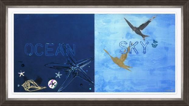 Ocean Skies