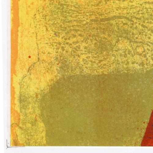 """Corne a Licou"" Maurice Esteve. Original Lithograph From XXe Siecle No. 25 (1965)"