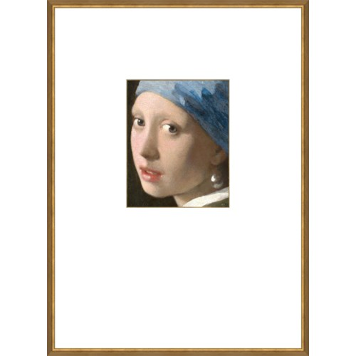 The Girl with a Pearl Earring -  Jan Vermeer