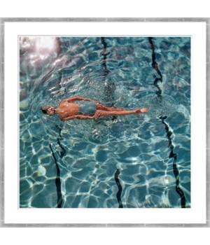 "Glamour Magazine, ""Women in Swimming Pool"", Fred Lyon, June 1960"