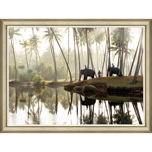 "Traveler, ""Elephants on Parade"", Lisa Limer, July 2004"