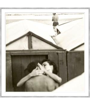 "GQ, ""A Couples Embrace"", Chadwick, June 1961"