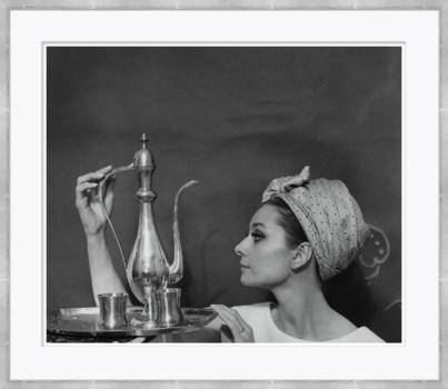 "Vogue Magazine, ""Audrey Hepburn"", Cecil Beaton, June 1964"