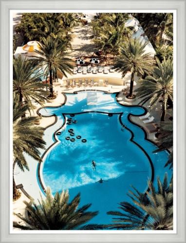 "Traveler, ""Raleigh's Art Deco fantasy pool"", Lisa Limer, May 2004"