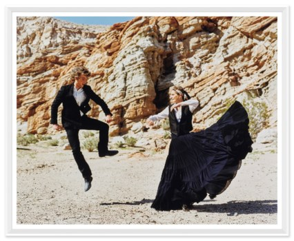 "Vogue Magazine, ""Dancing"", Arthur Elgort, June 2001"