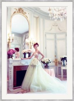 """Vogue Magazine, """"A Place in Time"""", Arthur Elgort, April 2012"""