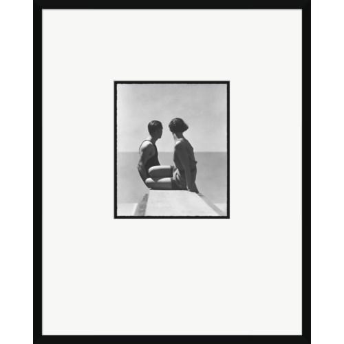 "Vogue Magazine Cover, ""George Hoyningen-Huene ,"" Artist George Hoyningen-Huene,  July 5, 1930"