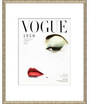 "Vogue Magazine Cover, ""1950 Mid-Century"""
