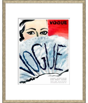"Vogue Magazine Cover, ""Summer Entertaining"""