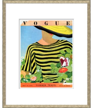 "Vogue Magazine Cover, ""Summer Travel"""