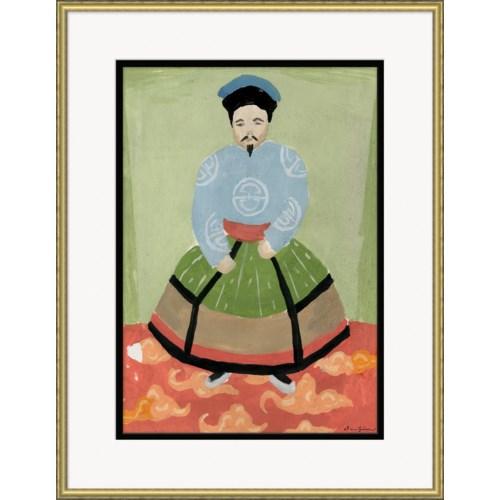 Emperor in Green