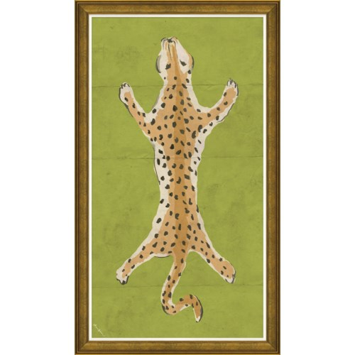 Leopard Series - Green