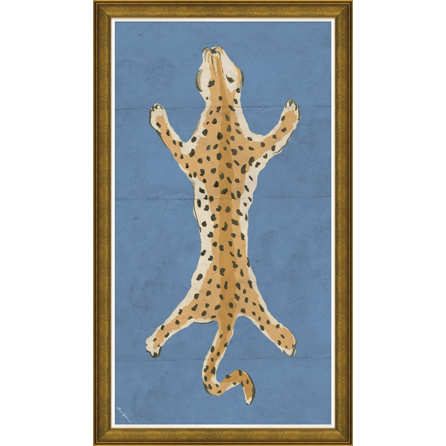 Leopard Series - Blue