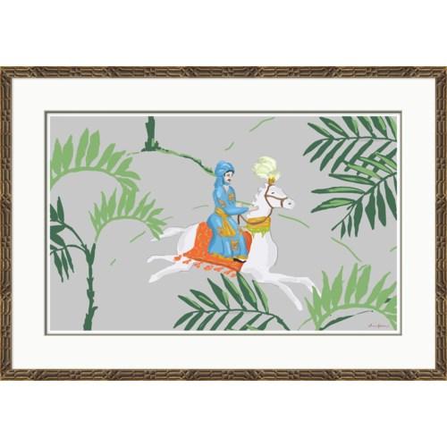Sultan Rider, Blue