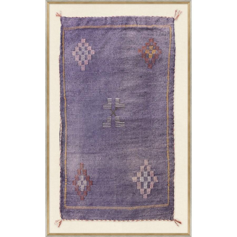 Moroccan Pillows - Purple