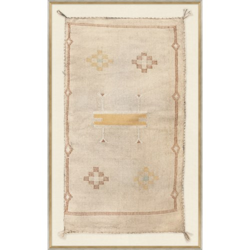 Moroccan Pillows - White