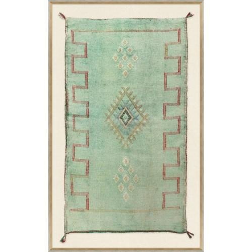 Moroccan Pillows - Green