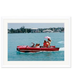 "Getty Images ""Sea Drive,"" Slim Aarons, January 1, 1967"