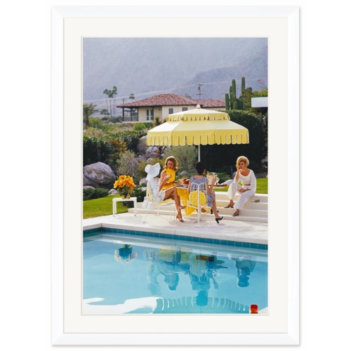 "Getty Images ""Nelda and Friends,"" Slim Aarons, January 1, 1970"
