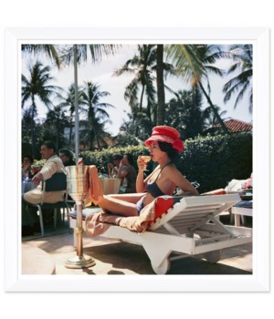 "Getty Images ""Leuisure and Fashion,"" Slim Aarons, January 1, 1961"