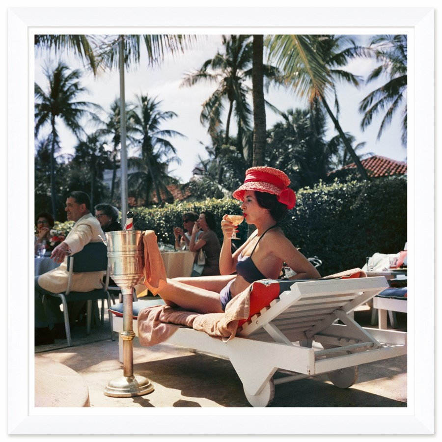 "Getty Images ""Leisure and Fashion,"" Slim Aarons, January 1, 1961"