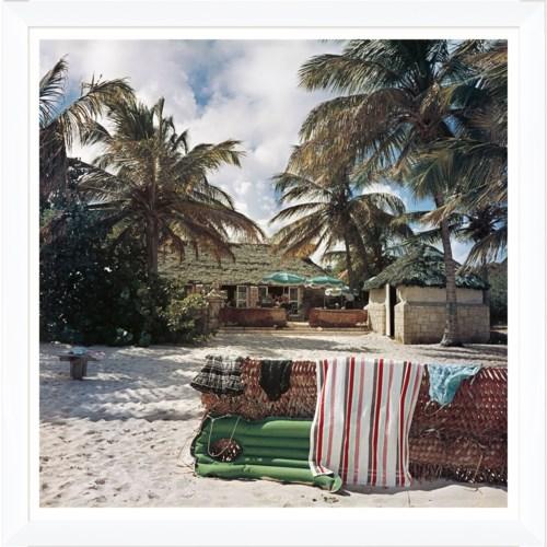 "Getty Images ""Antigua Beach Club,"" Slim Aarons, January 1, 1960"