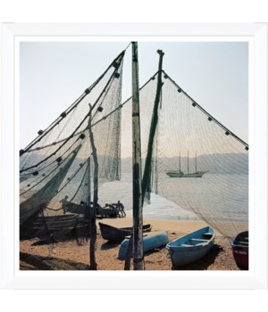 "Getty Images ""Fishing Boats,"" Slim Aarons, January 1, 1952"