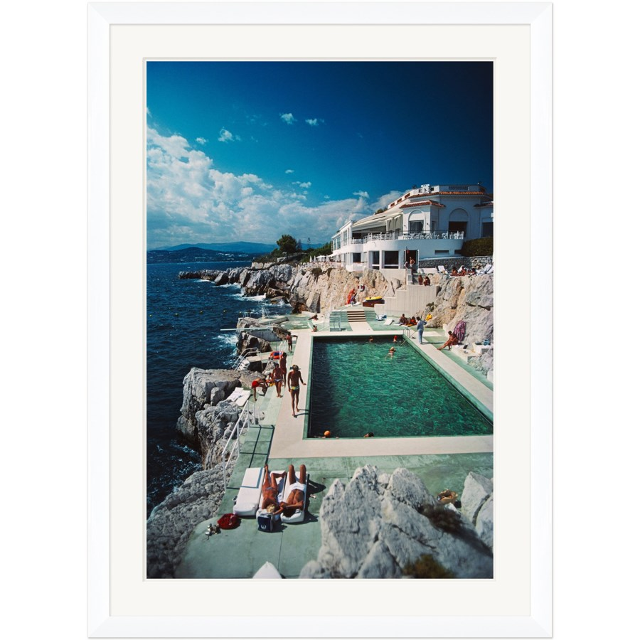 "Getty Images ""Hotel du Cap Eden-Roc,"" Slim Aarons, August 1, 1976"