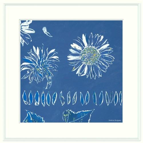 Cornflower Blue Sunflower