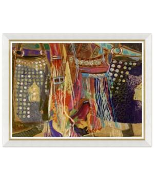 Sketch from Marrakech Sketchbook Textiles